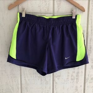 Nike Women Running Shorts.